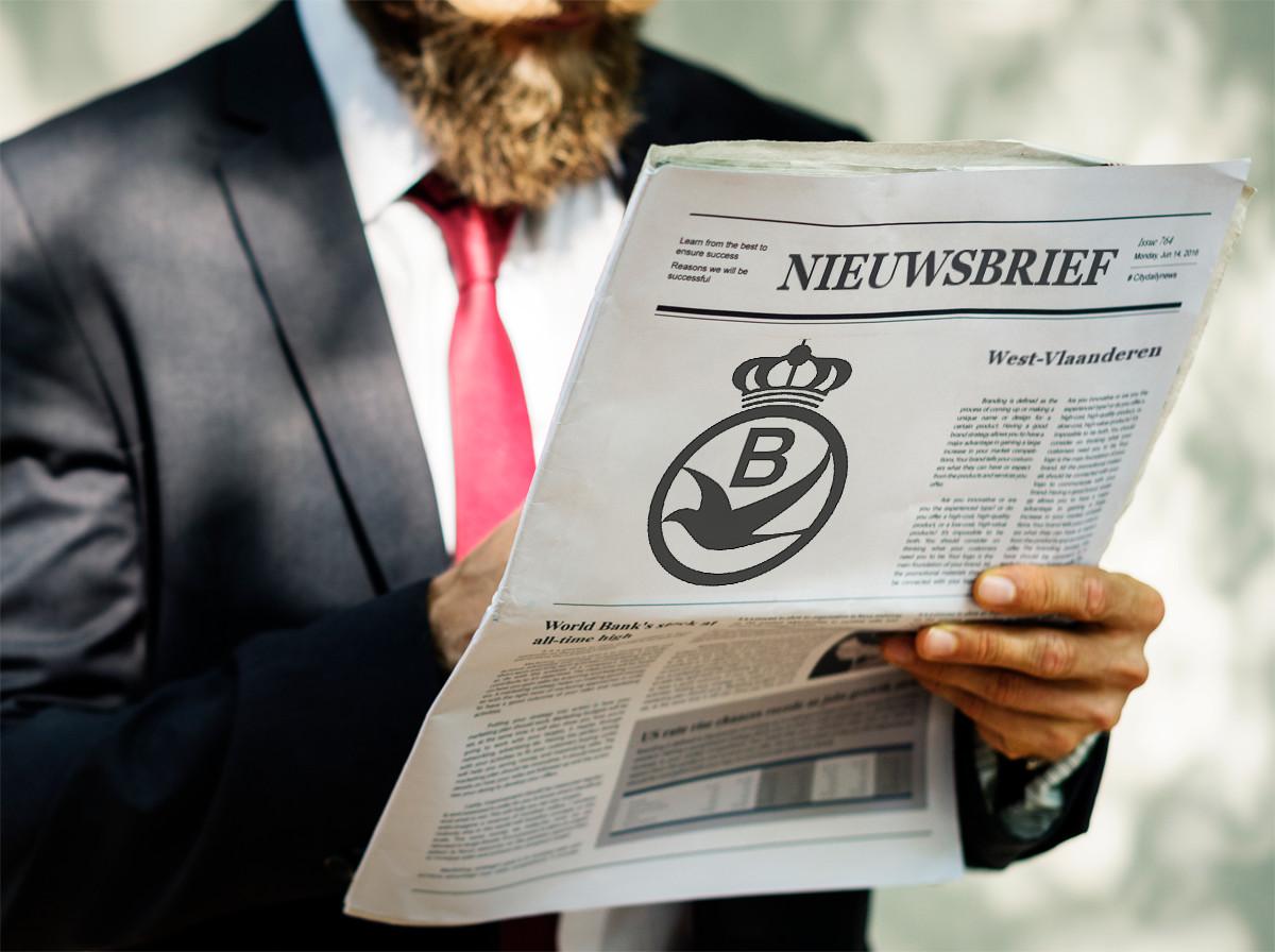 nieuwsbrief West Vlaanderen